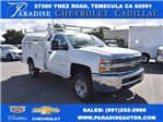 2017 Silverado 2500 Regular Cab 4x2,  Royal Utility #M171366 - photo 1