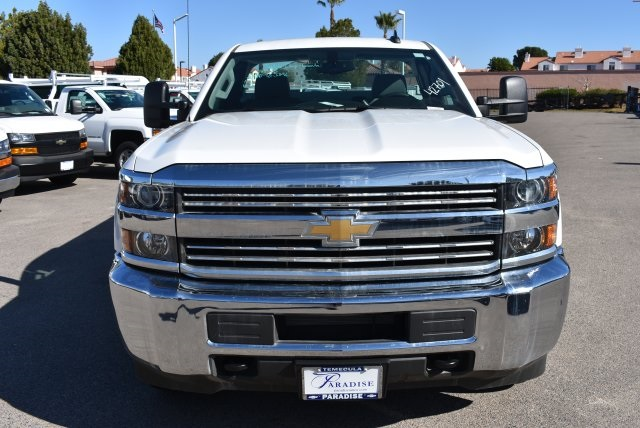 2017 Silverado 2500 Regular Cab,  Royal Service Bodies Utility #M171383 - photo 4
