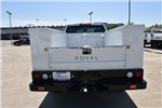 2017 Silverado 2500 Regular Cab,  Royal Service Bodies Utility #M171383 - photo 8