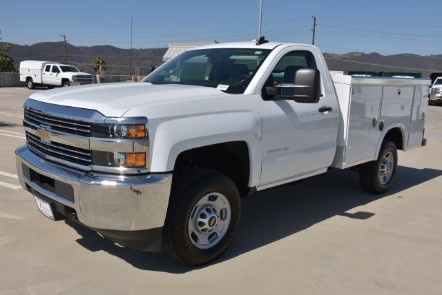 2017 Silverado 2500 Regular Cab 4x2,  Royal Utility #M171384 - photo 4