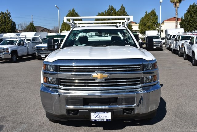 2017 Silverado 2500 Regular Cab, Royal Service Bodies Utility #M171385 - photo 4