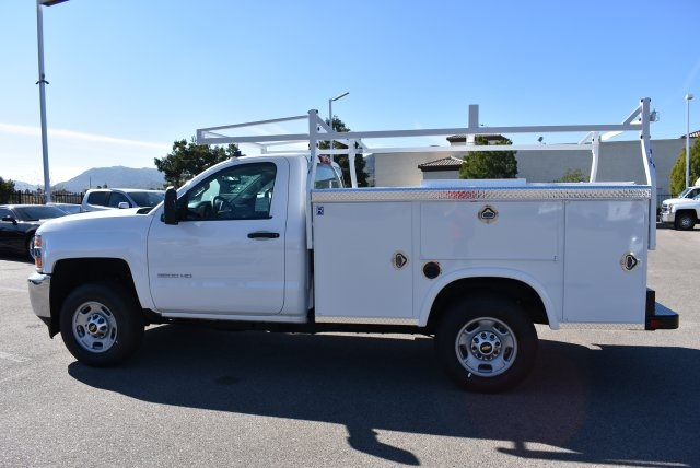2017 Silverado 2500 Regular Cab, Royal Service Bodies Utility #M171385 - photo 6
