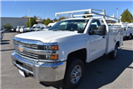 2017 Silverado 2500 Regular Cab, Royal Service Bodies Utility #M171385 - photo 5
