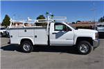 2017 Silverado 2500 Regular Cab, Royal Service Bodies Utility #M171385 - photo 9