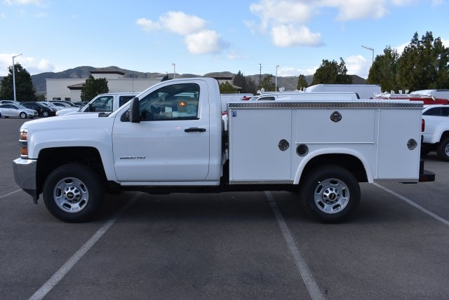 2017 Silverado 2500 Regular Cab 4x2,  Royal Utility #M171387 - photo 6