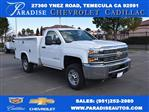 2017 Silverado 2500 Regular Cab 4x2,  Royal Utility #M171387 - photo 1