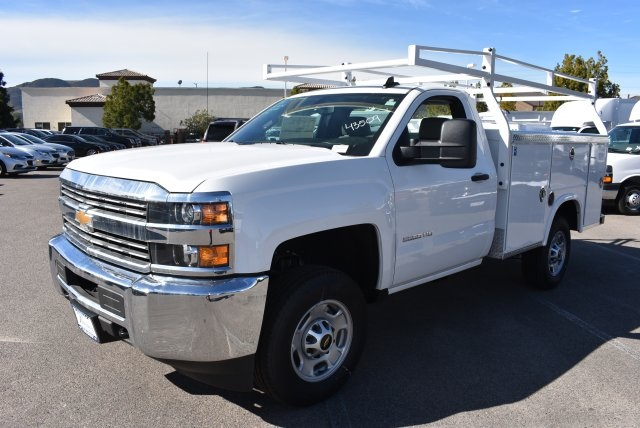 2017 Silverado 2500 Regular Cab 4x2,  Royal Utility #M171402 - photo 5