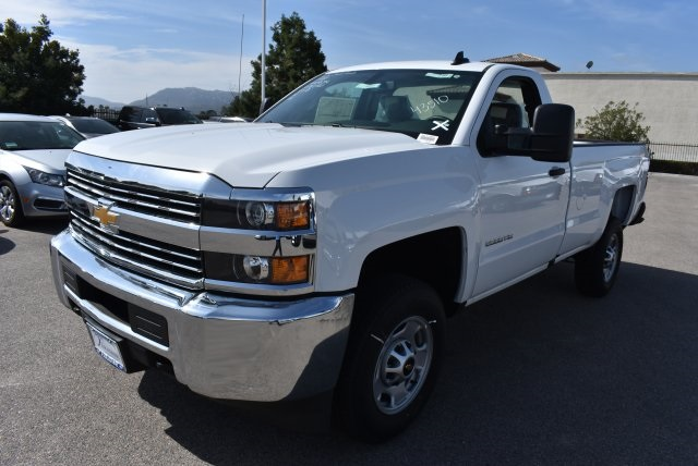 2017 Silverado 2500 Regular Cab,  Pickup #M171405 - photo 4