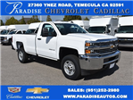 2017 Silverado 2500 Regular Cab,  Pickup #M171405 - photo 1
