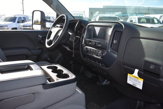 2017 Silverado 3500 Regular Cab DRW 4x2,  Harbor Platform Body #M171546 - photo 11