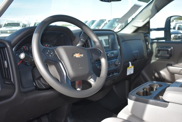 2017 Silverado 3500 Regular Cab DRW 4x2,  Harbor Platform Body #M171546 - photo 14