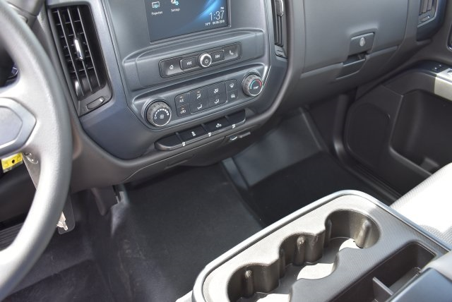 2017 Silverado 3500 Regular Cab DRW 4x2,  Harbor Contractor Body #M171687 - photo 22