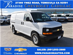 2017 Express 2500 Cargo Van #M171728 - photo 1