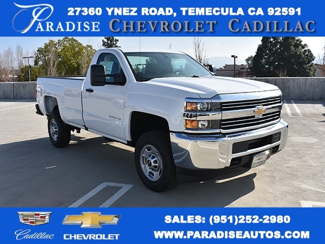 2017 Silverado 2500 Regular Cab, Pickup #M171924 - photo 1