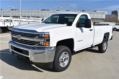 2017 Silverado 2500 Regular Cab, Pickup #M171924 - photo 5
