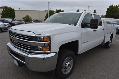 2017 Silverado 2500 Crew Cab, Harbor TradeMaster Utility #M17597 - photo 5