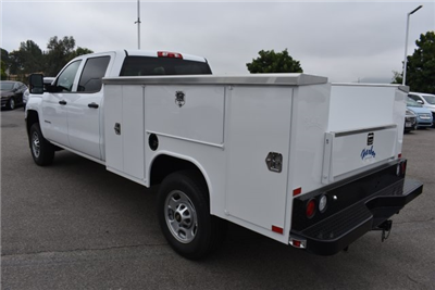 2017 Silverado 2500 Crew Cab, Harbor TradeMaster Utility #M17597 - photo 7
