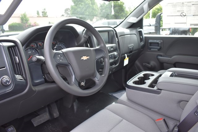 2017 Silverado 3500 Regular Cab DRW, Harbor Standard Contractor Contractor Body #M17672 - photo 16