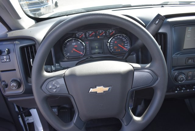 2017 Silverado 3500 Regular Cab DRW 4x2,  Harbor TradeMaster Utility #M17680 - photo 19