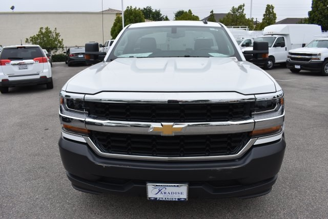 2017 Silverado 1500 Regular Cab, Harbor Utility #M17740 - photo 3