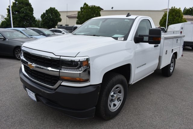 2017 Silverado 1500 Regular Cab, Harbor Utility #M17740 - photo 4