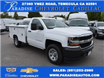2017 Silverado 1500 Regular Cab, Harbor Utility #M17740 - photo 1