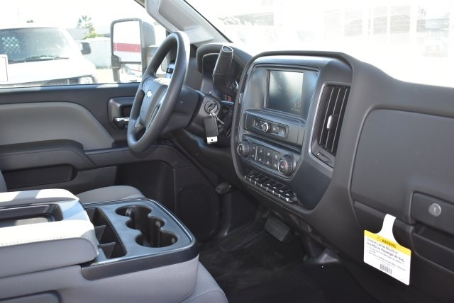 2017 Silverado 3500 Regular Cab DRW,  Royal Flat/Stake Bed #M17752 - photo 11