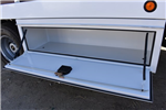 2017 Silverado 3500 Regular Cab DRW,  Royal Stake Bed Bodies Flat/Stake Bed #M17752 - photo 10