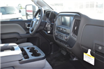 2017 Silverado 3500 Regular Cab DRW,  Royal Stake Bed Bodies Flat/Stake Bed #M17752 - photo 11