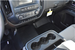 2017 Silverado 3500 Regular Cab DRW,  Royal Stake Bed Bodies Flat/Stake Bed #M17752 - photo 18
