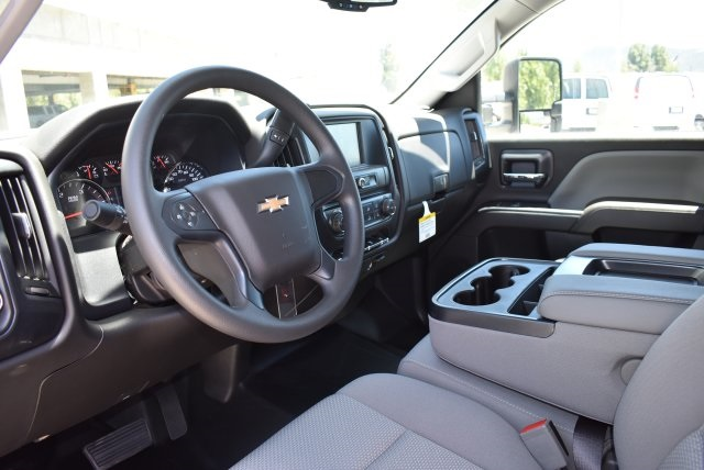 2017 Silverado 3500 Crew Cab DRW,  Harbor Contractor Body #M17783 - photo 20