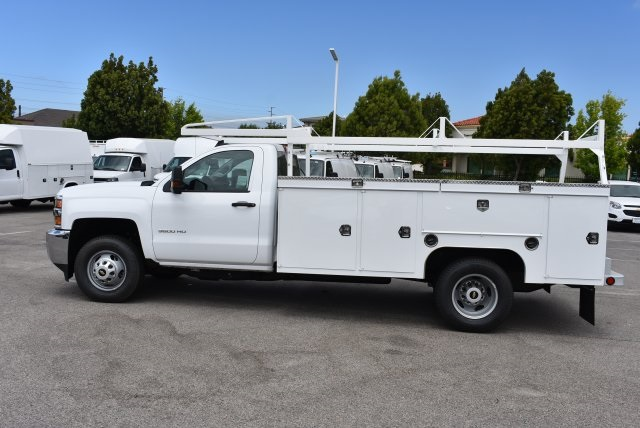 2017 Silverado 3500 Regular Cab DRW, Scelzi Utility #M17881 - photo 6