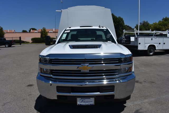 2017 Silverado 3500 Regular Cab DRW,  Knapheide KUVcc Plumber #M17958 - photo 4