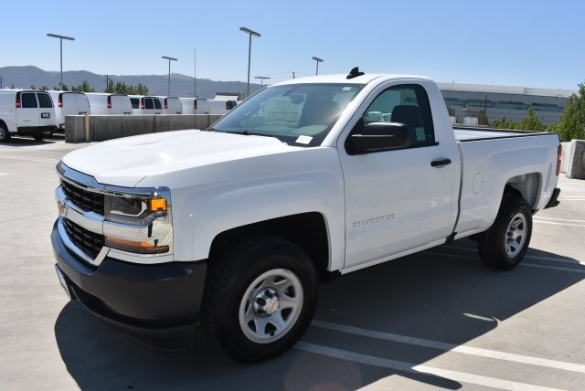 2018 Silverado 1500 Regular Cab 4x2,  Pickup #M18026 - photo 4