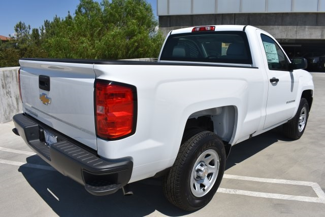 2018 Silverado 1500 Regular Cab 4x2,  Pickup #M18026 - photo 2
