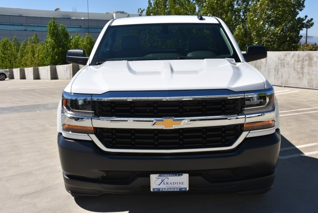 2018 Silverado 1500 Regular Cab 4x2,  Pickup #M181252 - photo 4