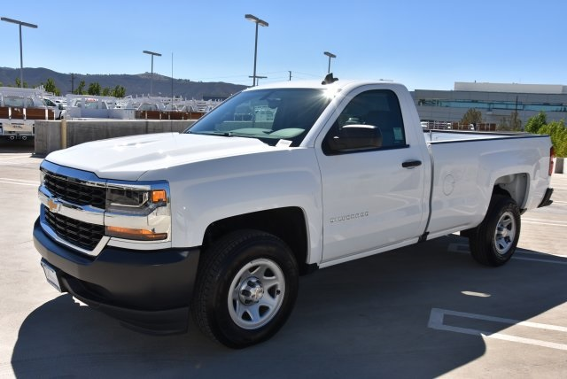 2018 Silverado 1500 Regular Cab 4x2,  Pickup #M181252 - photo 5