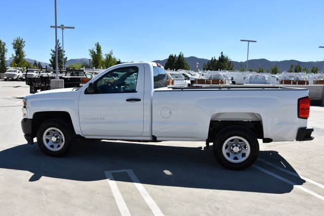 2018 Silverado 1500 Regular Cab 4x2,  Pickup #M181252 - photo 6