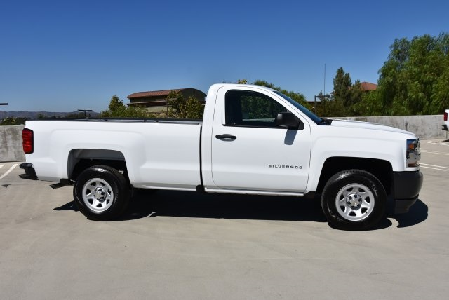 2018 Silverado 1500 Regular Cab 4x2,  Pickup #M181252 - photo 9