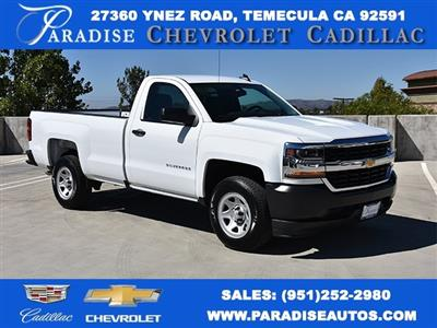 2018 Silverado 1500 Regular Cab 4x2,  Pickup #M181252 - photo 1