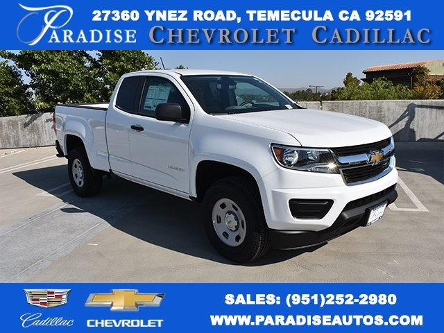 2018 Colorado Extended Cab Pickup #M18139 - photo 1