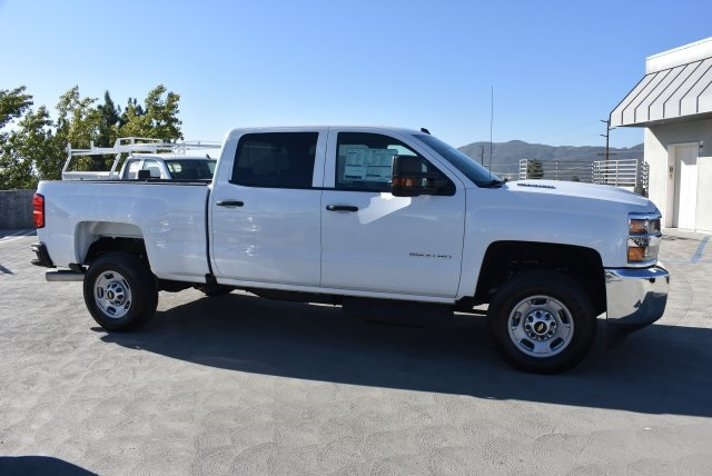 2018 Silverado 2500 Crew Cab Pickup #M18142 - photo 8