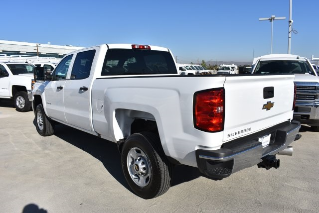 2018 Silverado 2500 Crew Cab Pickup #M18142 - photo 6