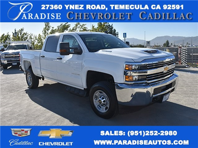 2018 Silverado 2500 Crew Cab Pickup #M18142 - photo 1