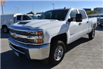 2018 Silverado 2500 Crew Cab Pickup #M18142 - photo 4