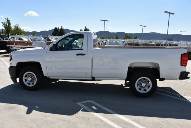 2018 Silverado 1500 Regular Cab 4x2,  Pickup #M181465 - photo 5