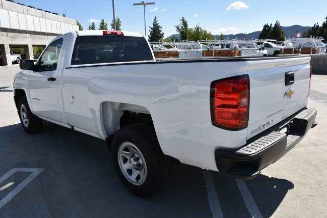 2018 Silverado 1500 Regular Cab 4x2,  Pickup #M181465 - photo 6