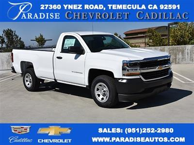 2018 Silverado 1500 Regular Cab 4x2,  Pickup #M181465 - photo 1
