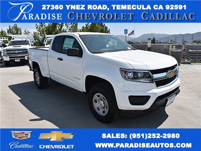 2018 Colorado Extended Cab, Pickup #M18151 - photo 1