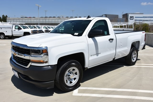 2018 Silverado 1500 Regular Cab 4x4,  Pickup #M181561 - photo 5